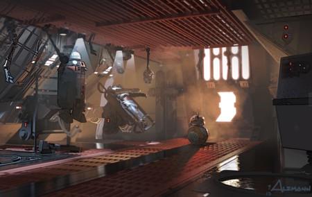 Star Wars E Vii Bocetos 2