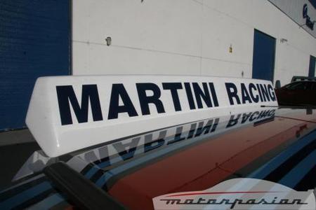 Alerón Lancia Delta HF Integrale Martini