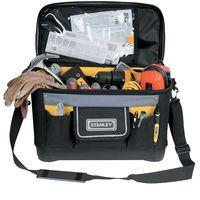 Con la bolsa  Stanley 1-96-193 podemos llevar nuestras herramientas más cómodamente por sólo 15,90 euros