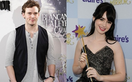Sam Claffin y Lily Collins protagonizarán 'Love, Rosie'