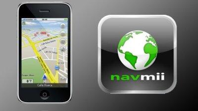 Análisis de Navmii, el GPS más barato para el iPhone