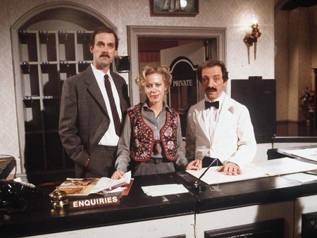 Fawlty Towers Rex