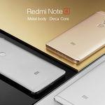 Xiaomi Redmi Note 4 Versión Internacional, con 3GB de RAM, por 146,50 euros
