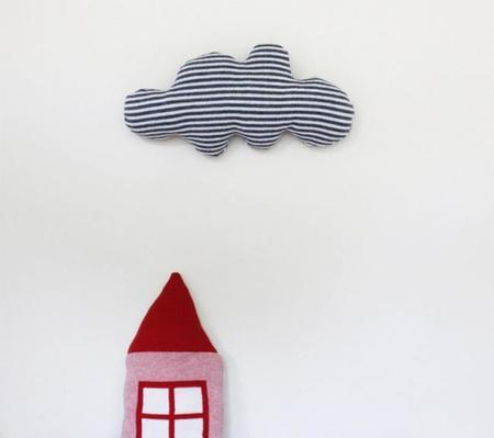 Pon unas nubes en tu casa de Colette Bream