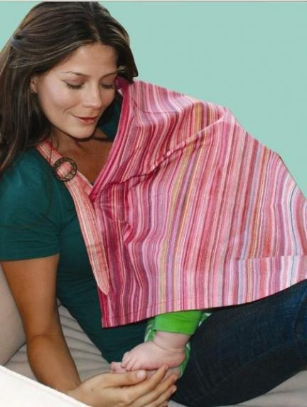 Cubre lactancia para amamantar a tu bebé, ¿sí o no?
