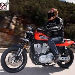 Foto 2 de 4 de la galería presentada-en-valencia-la-harley-davidson-xr-1200 en Motorpasion Moto