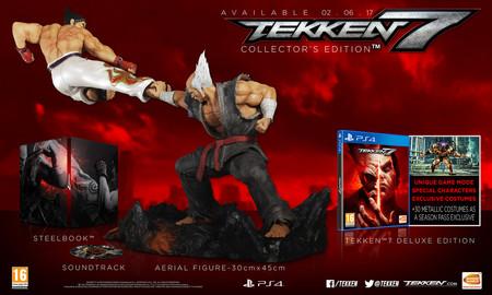 Tekken 7 Edicion Coleccionista