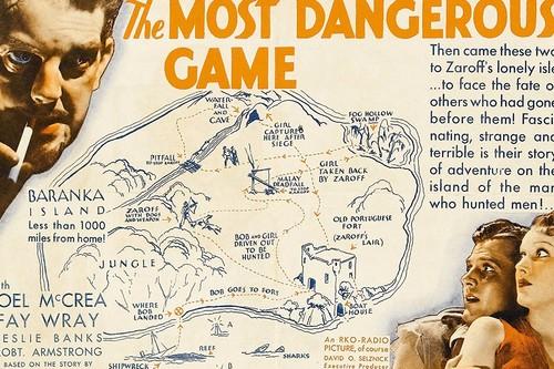 'El malvado Zaroff', el primer gran clásico de Hollywood sobre psicópatas