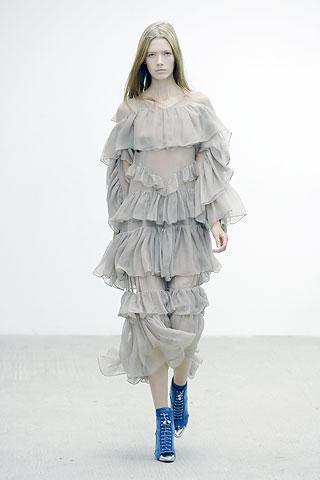 Foto de Christopher Kane en la Semana de la Moda de Londres Primavera/Verano 2008 (2/12)
