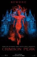 'Crimson Peak', tráiler y cartel de lo nuevo de Guillermo del Toro