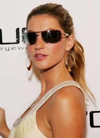 Gisele Bundchen nueva imagen de Vogue Sunglasses