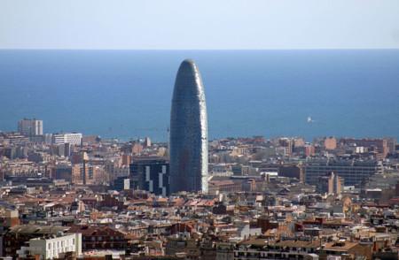 1024px Spain Catalonia Barcelona Vista Torre Agbar