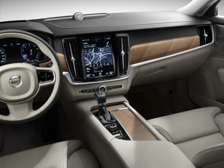 Interior Cockpit Volvo S90 1