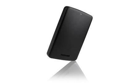 Por 74,25 euros, en Amazon tienes 2 TB de almacenamiento portable con el Toshiba Canvio Basics