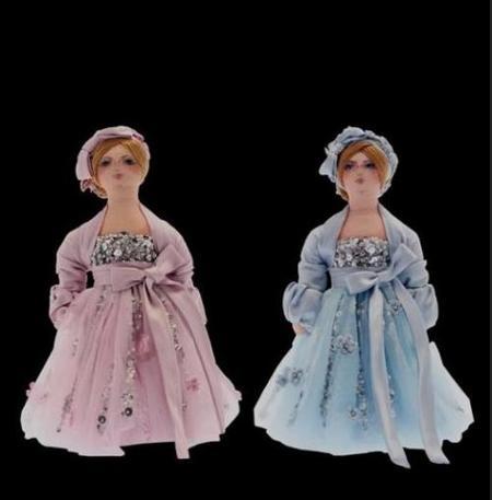 Próxima subasta de las muñecas de Elie Saab para Unicef