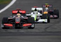El line comparison, desaprovechado en la Fórmula 1