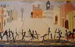 Concurso de pintura Saatchi para artistas en potencia