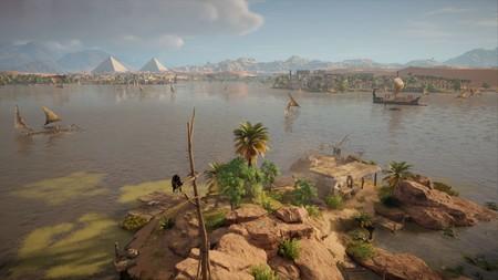 Assassin's Creed Origins, el juego que me ha devuelto la fe en el Credo de los Asesinos