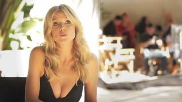 Heidi Klum, otra más que no se ha comido una hamburguesa en su vida y anuncia hamburguesas gigantes