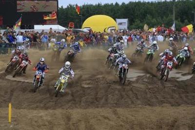 Campeonato del Mundo de Motocross, undécima prueba en Bélgica