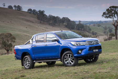 Nuevo Toyota Hilux más equipado, más cómodo... más 'normal'