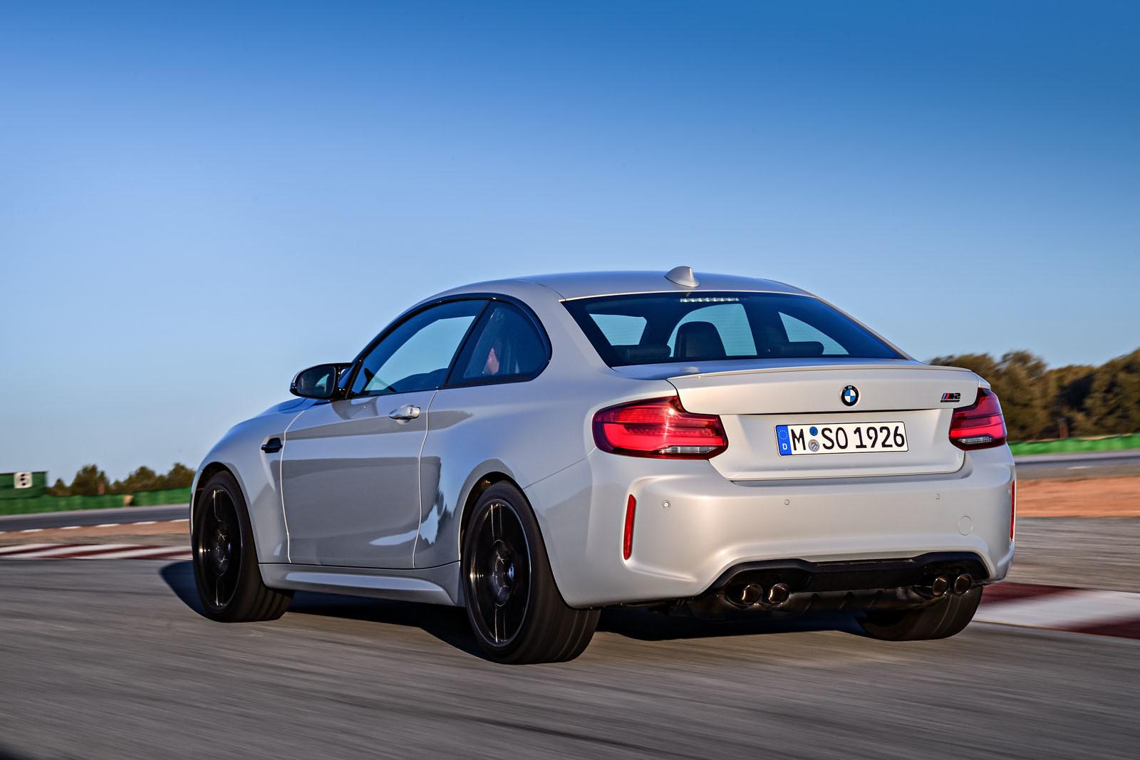 Foto de BMW M2 Competition (14/17)