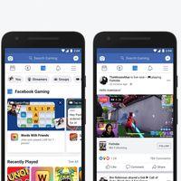 Facebook tiene una nueva app para gaming con la que competir con Twitch y YouTube