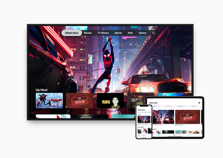 La nueva app de Apple TV totalmente rediseñada ya está disponible para iPhone, iPad, Apple TV y hasta televisores Samsung