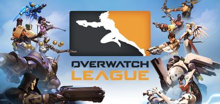Blizzard revela todos los detalles de la primera temporada de la  Overwatch League