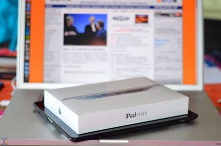 ipad mini apple unboxing