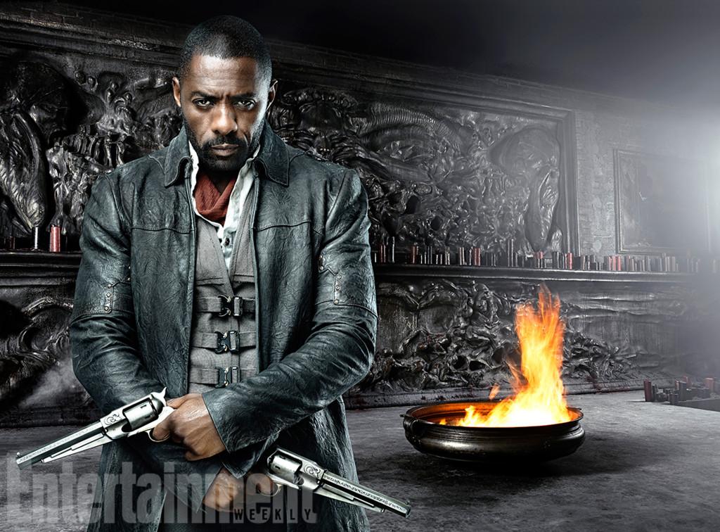 Idris Elba es el Pistolero