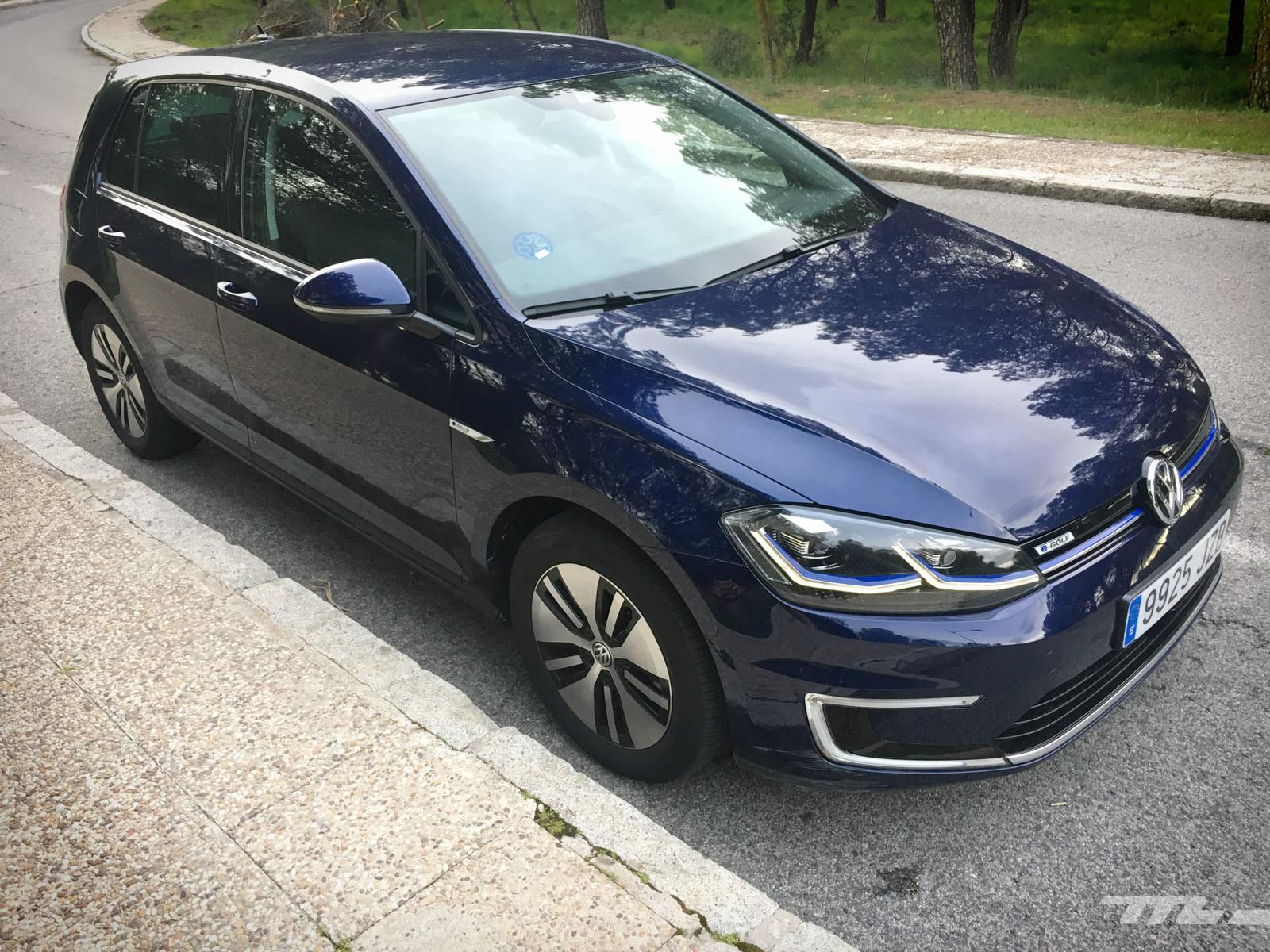 Foto de Volkswagen e-Golf (prueba) (8/26)