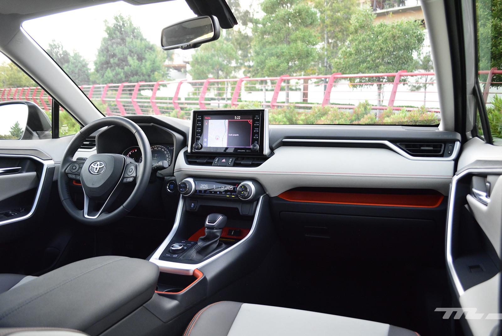 Foto de Toyota RAV4 (prueba) (9/23)