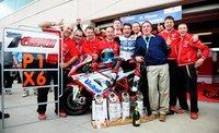 Superbikes EE.UU 2011: Carlos Checa rumbo al título