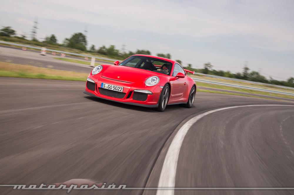 Foto de Porsche 911 GT3 (prueba) (10/19)