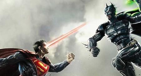 Y al final Batman y Superman se enfrentaron en 'Injustice: Gods Among Us'...