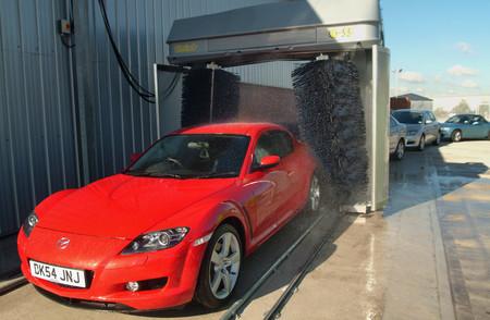 Mazda autolavado