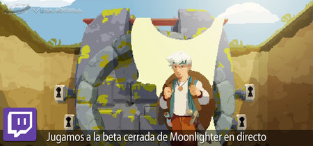 Streaming de Moonlighter a las 17:30h (las 10:30h en Ciudad de México) [finalizado]
