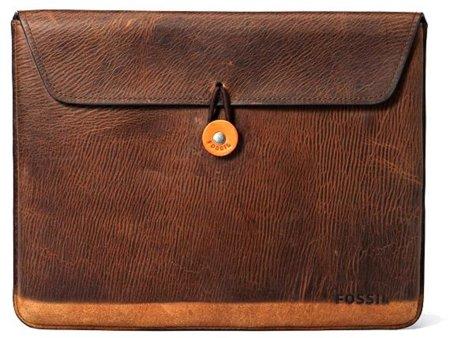 Funda vintage para el iPad de Fossil