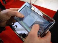 Toshiba juega también con una mini Tablet