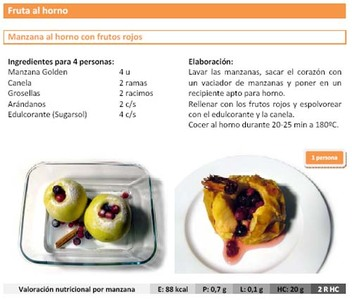 Recetarios para diabéticos by Adrià