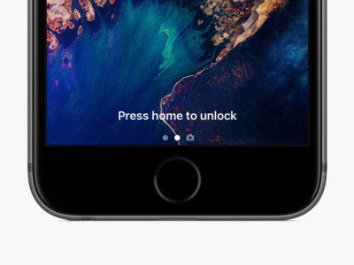"""Cómo desactivar """"Pulsar para desbloquear"""" en iOS 10"""