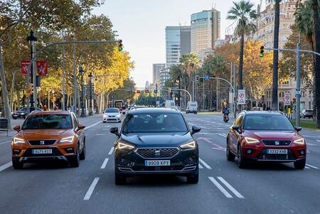 La DGT plantea que los coches más grandes paguen más por aparcar en las ciudades