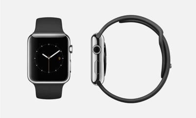 Así es el Apple Watch, el reloj inteligente con el que Apple quiere colocarse en nuestras muñecas