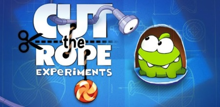 Cut the Rope: Experiments recibe Handy Candy con 25 nuevos niveles