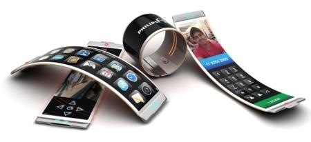 ¿Qué posibilidades ves en un teléfono flexible? La pregunta de la semana