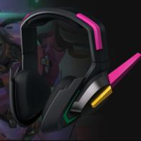 Razer y sus nuevos auriculares inspirados en D.Va de Overwatch