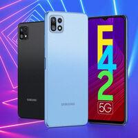 El Samsung Galaxy F42 5G se presentará el 29 de septiembre con pantalla de 90 Hz y lo último en conectividad