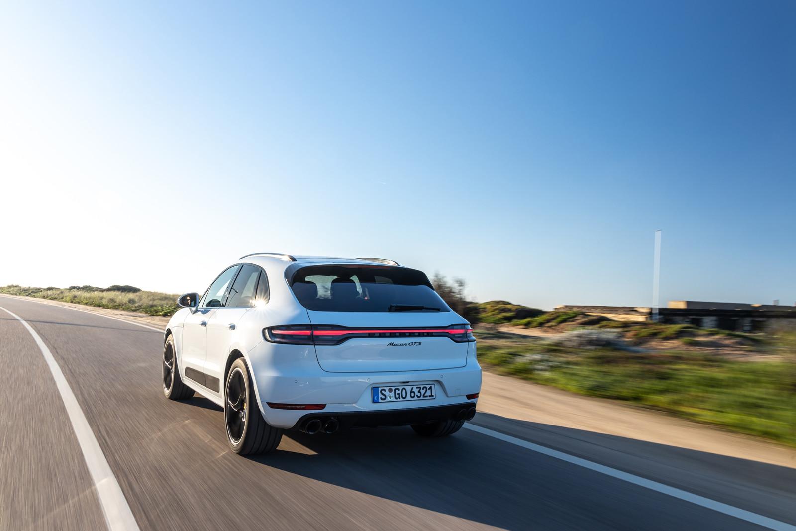 Foto de Porsche Macan GTS 2020 (presentación)q (66/149)