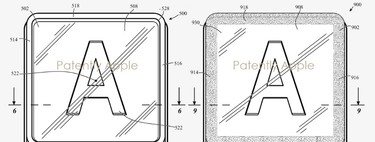 Glass keys and sensors under the screen: two new Apple patents that tell us about its future